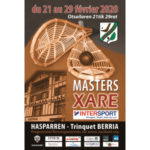 Masters Intersport Xare 2020